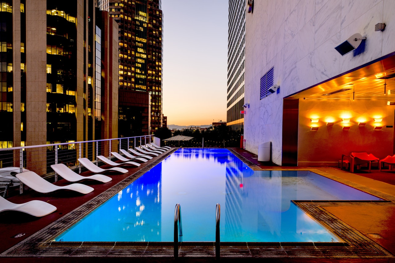 Nashville Condo Buildings with the best Pool Decks